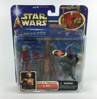"""Hasbro Star Wars Droid Factory Assembly Line C-3PO 3.75"""" Action Figure"""