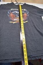 Harley Davidson Black American Leominster Large Fathead Men's Shirt