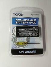 DS I DSi Battery 3.7v 1800 mAh Screwdriver Tool for Nintendo NDSi G6