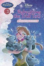 Disney Frozen Level 3 Reader Babysitting the Troll Tots (Early Reader)