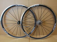MadSpeed7 700c Road Racing Bike Front Rear Wheel Set 8/9/10 Speed Cassette