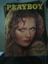 Playboy juillet 1978 édition Française annick geille henry miller pantel adler