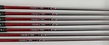 Ping G20 TFC 169 Regular Graphite Golf Iron Set and Fairway Wood SHAFTS ONLY