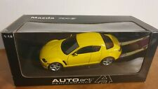MAZDA RX8 AutoArt 1/18 no Porsche, Ferrari, Mercedes, Minichamps, Ford, Honda...