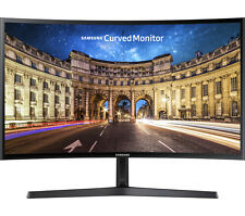 "SAMSUNG C27F396 Full HD 27"" Curved LED Monitor 1920 x 1080p Full HD Black"
