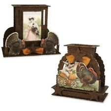 Bethany Lowe - Thanksgiving - Greeting Centerpieces, Set of 2 - Cm7910