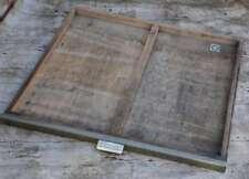 alte Schublade Druckereischublade Holz vintage shabby chic industrie style deko