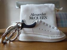 Brand New Alexander McQueen Oversized Sneaker Trainer Keyring Bag Charm