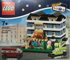 LEGO 40143 - Bricktober Bakery 2015 Limited Edition