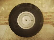 Huskee Rear Tire and Rim 20 X 10.00  - 8 NHS Cub Cadet Yard Man Troy-Bilt