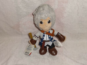 Assassins Creed Connor Plush Toy (2018 Ubisoft Xtreme Play) New with Tag NWT
