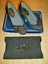 BNIB RUBY SHOO Petra Shoes uk 3 / 36 £60.00 & Matching Valencia Bag £40.00