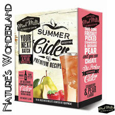 Next Batch: STRAWBERRY & PEAR CIDER Kit REPLACEMENT for Starter Kits -Mad Millie