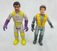 Vintage Kenner The Real Ghostbusters Winston & Peter Figure Fright Features