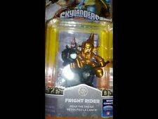 New Skylanders Gold Bronze Metallic Halloween FRIGHT RIDER Frito Lay Variant