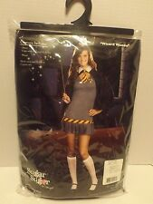 WIZARD WANDA ADULT WOMENS COSTUME Harry Potter Schoolgirl Theme Halloween LG
