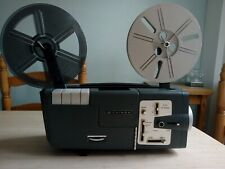 Chinon C-300 Dual 8mm Projector 15-25mm zoom lens excellent condition