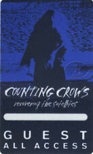 Counting Crows 1996 Backstage Pass Guest Aa