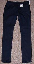 GAP Dark Blue Always Skinny Low Rise Pants Jeans Leggings Size 6 or 28 NWT