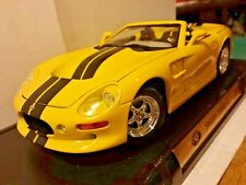 Road Signature Ford 1998-2008 Shelby Series 1 1:18 Scale Diecast Die Cast