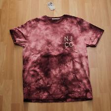 Nouveau Nudie Jeans, ROUNDNECK T-shirt Thé Roy Tie Dye Fig M
