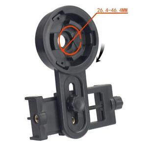 Mobile Phone Astronomy Telescope Bracket Adapter Binoculars Holder for iPhone X