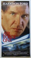 AIR FORCE ONE 1997 Australian daybill movie poster Harrison Ford Gary Oldman