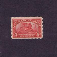 Sc# Q5 5c Og H Mail Train Parcel Post Stamp 1913, Xf S Jumbo
