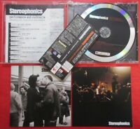 Stereophonics Performance and Cocktails JAPAN CD W/OBI & POST CARD 3 Bonus Track