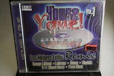 House Y Que  - Los Mejores Exitos Remix ,Music CD (NEW)