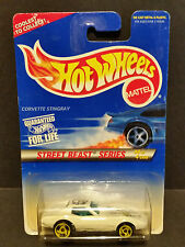1996 Hot Wheels #560 - Street Best Series 4/4 : Corvette Stingray - 16933
