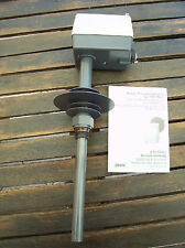 Jumo sericulture-thermostat stm-rw-2 einstellb +40... +120 ° C tube longueur 150 MM
