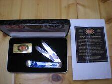CASE XX Americas First Responders  Embellished  Trapper Pocket Knife