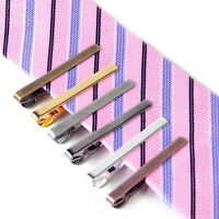 Fashion Men Metal Simple Necktie Tie Bar Clip Clasp Pin Wedding Party Club Gift