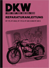 DKW RT 250/2 175 200 250 S Reparaturanleitung Werkstatthandbuch RT175 RT200 250S