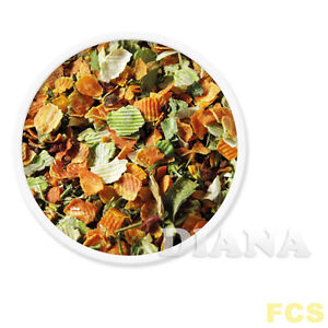 10kg Diana Gemüseflocken-Mix,Ergänzungsfutter,getreidefrei, Barfen,Hundefutter