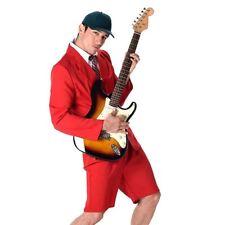 Mens School Boy Rocker Costume Rock Star Music Fancy Dress Outfit