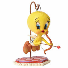 Looney Tunes You`re My Tweet Heart - Cupid Tweety Bird Figurine NEW  27931