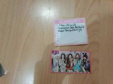 KPOP Ladies' Code Pretty Pretty Photo card Group Photocard Official Merchandise