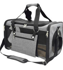 Purrpy Pet Carrier Cat Dog Carriers for Small Medium Cats Dogs 658 Box-R