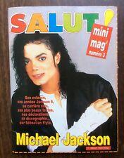 ►SALUT MINI MAG N°3 - MICHAEL JACKSON