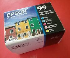 2017 Genuine Epson Printer 99 5 Color inks T099920 (T0992-T0996)