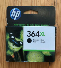 Original HP Tintenpatrone 364XL Black Schwarz CN684EE