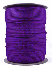 Acid Purple Diamonds - 550 Paracord Rope 7 strand Cord - 1000 Foot Spool