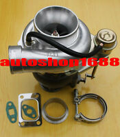 T3T4 T04E GT30 GT3582 Turbine A/R .63 Compressor A/R .70 T3 oil  Turbo Charger