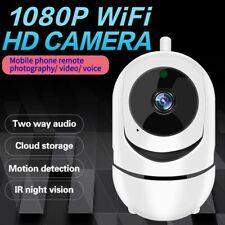IP Netzwerk Kamera 10800P HD WLAN Überwachungskamera WIFI Funk Babyphone Camera
