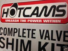 VALVE SHIM 7.48mmOD  WILLSUIT YZ250F KX250F RMZ250 CRF/RMZ YZ/KX 250F HCSHIM01x1