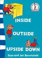 Inside Outside Upside Down (Beginner Series), Berenstain, Stan , Good | Fast Del