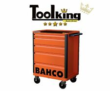 Bahco 1472K5 5 Drawer Tool Trolley Mechanic Workshop Organiser Chest Cabinet