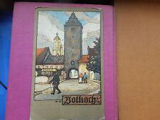 Zwischenkriegszeit (1918-39) Normalformat Ansichtskarten aus Bayern für Turm & Wasserturm